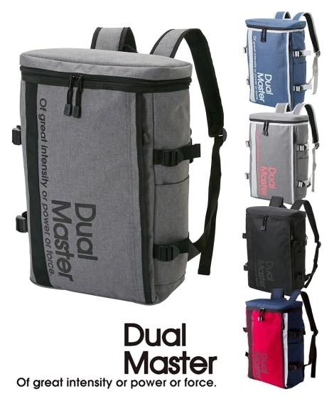 ef994b421bdd インディゴブルー; Dual Master(デュアルマスター)スクエアリュック(A4 ...