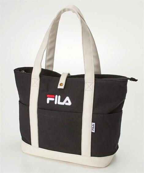 FILA 配色トートバッグ(A4対応) トートバッグ・手提げ...