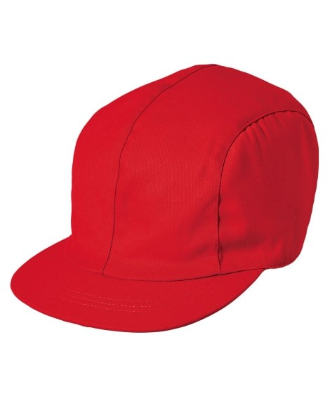 【子供服】 赤白帽子 【キッズ】赤白帽