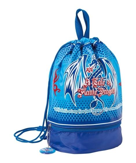 2層式プールバッグ(子供 男の子。女の子) ビニールバッグ・ビーチバッグ, Bags