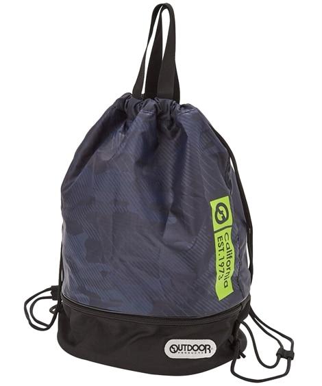 【OUTDOOR】男の子 2層式プールバック ビニールバッグ・ビーチバッグ, Bags