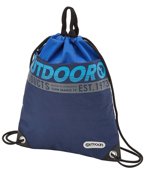 【OUTDOOR】男の子 ナップサック式プールバック ビニールバッグ・ビーチバッグ, Bags