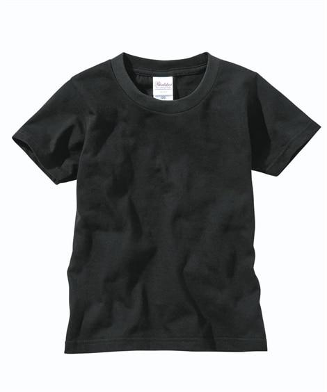 綿100%無地半袖Tシャツ(男の子。女の子 子供服。ジュニア...