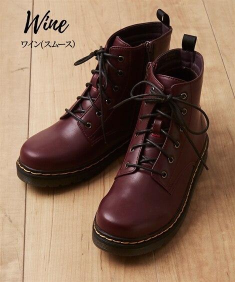 編上げショートブーツ ブーツ・ブーティ, Boots, 短靴