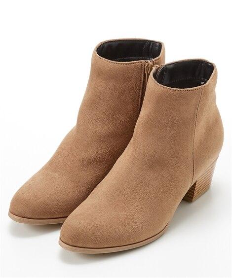 シンプルショートブーツ ブーツ・ブーティ