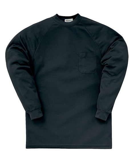 KURODARUMA 25443 ローネック長袖Tシャツ 作...