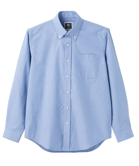 KURODARUMA 25875 ボタンダウン長袖オックスシャツ 作業服