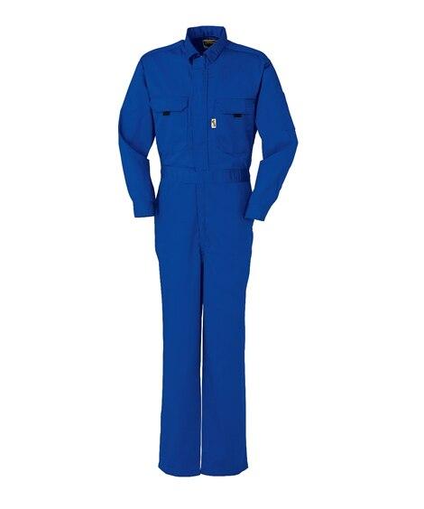 KURODARUMA 49112-2 衿付きツナギ服 作業服