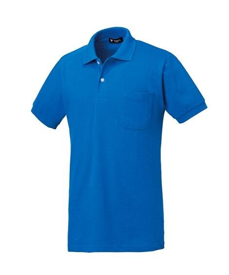 KURODARUMA 26902 綿100%ちょうちん袖ポロシャツ 作業服