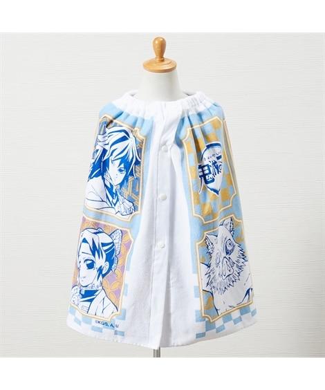 鬼滅の刃 60cm丈ラップタオル タオル, Towels(ニッセン、nissen)