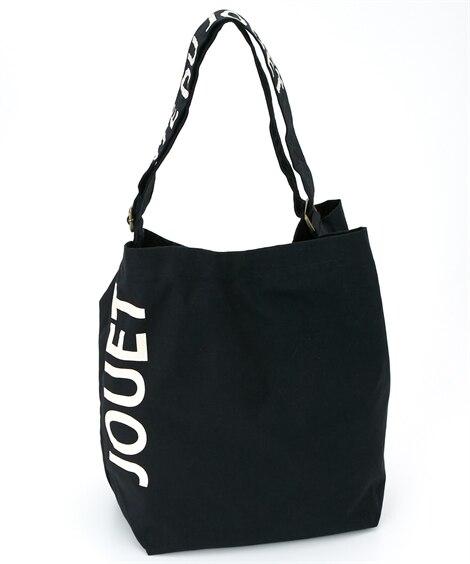 Jouet(ジョエット)帆布ショルダーバッグ(A4対応) ショルダーバッグ・斜め掛けバッグ, Bags
