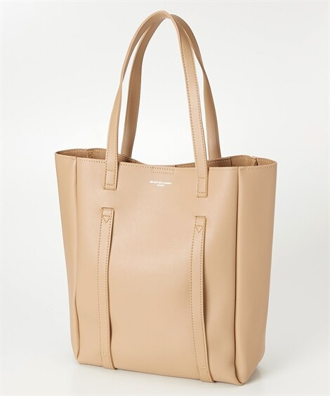 Jouet(ジョエット)一枚合皮のデイリートートバッグ(A4...