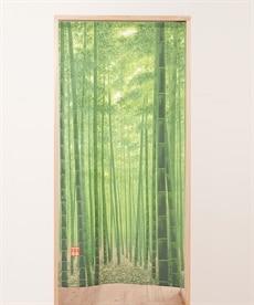 竹林のれん のれん・カフェカーテンの商品画像