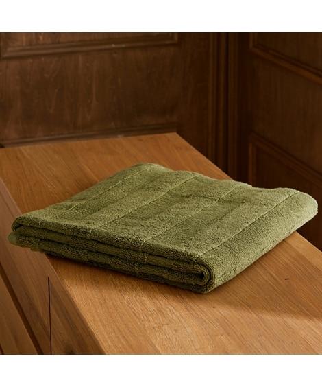 ホテルタイプ 拭き心地のいい大判バスタオル タオル, Towels(ニッセン、nissen)