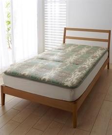 【日本製】しっかり固わたマットレスタイプ敷布団 敷布団の商品画像