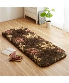 お布団屋さんが作ったあったか固わた入りごろ寝敷布団(オーナメント柄) 敷布団の商品画像