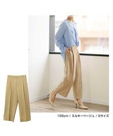 <ニッセン> カットソーストレッチジョガーパンツ(男の子。女の子 子供服。ジュニア服) パンツ 8