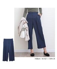 <ニッセン> カットソーストレッチジョガーパンツ(男の子。女の子 子供服。ジュニア服) パンツ 10