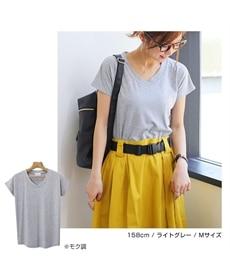 <ニッセン> カットソーストレッチジョガーパンツ(男の子。女の子 子供服。ジュニア服) パンツ 12