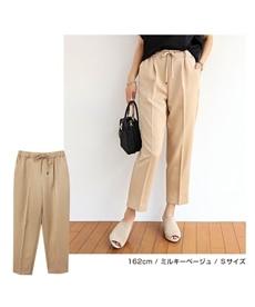 <ニッセン> カットソーストレッチジョガーパンツ(男の子。女の子 子供服。ジュニア服) パンツ 27