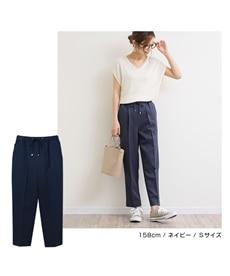 <ニッセン> カットソーストレッチジョガーパンツ(男の子。女の子 子供服。ジュニア服) パンツ 28