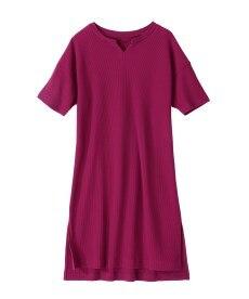 <ニッセン> クルーネックノースリーブカットソートップス (Tシャツ・カットソー)(レディース)T-shirts 7