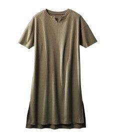 <ニッセン> クルーネックノースリーブカットソートップス (Tシャツ・カットソー)(レディース)T-shirts 8