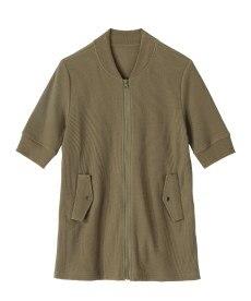 <ニッセン> クルーネックノースリーブカットソートップス (Tシャツ・カットソー)(レディース)T-shirts 14