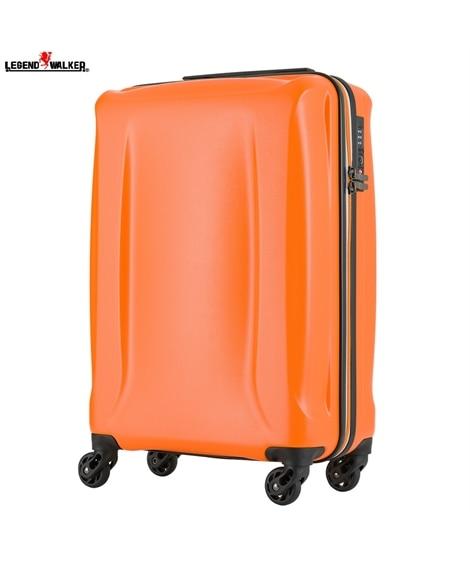 5201-47 軽くて丈夫なポリプロピレン素材ファスナータイプスーツケース レジェンドウォーカー LEGEND WALKER スーツケース(旅行バッグ) Bags