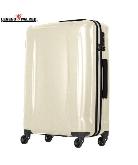5201-68 軽くて丈夫なポリプロピレン素材ファスナータイプスーツケース レジェンドウォーカー LEGEND WALKER スーツケース(旅行バッグ) Bags