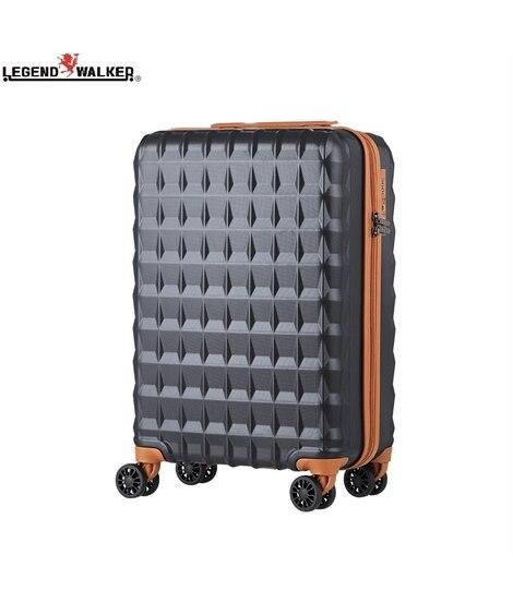 5203-48 軽くて丈夫なポリプロピレン素材ファスナータイプスーツケースレジェンドウォーカー LEGEND WALKER スーツケース(旅行バッグ) Bags