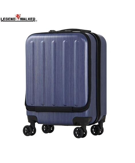 5403-47 フロントオープンポケット搭載ファスナータイプスーツケース レジェンドウォーカー LEGEND WALKER スーツケース(旅行バッグ) Bags
