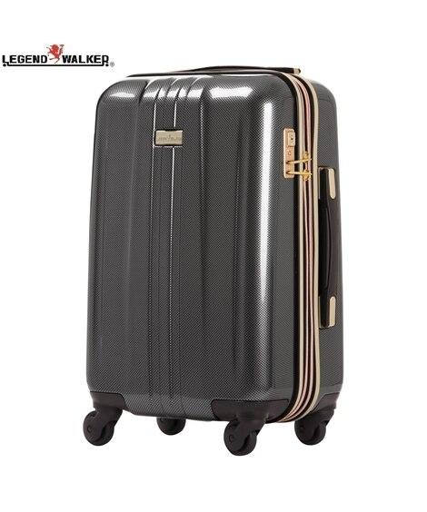 6701-48 ストッパー機能搭載スーツケース ANCHOR+ レジェンドウォーカー LEGEND WALKER スーツケース(旅行バッグ) Bags