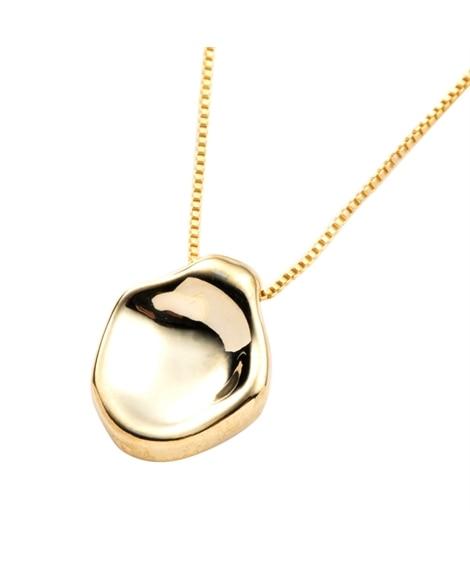 【Creamdot.】スプーンモチーフのベネチアンチェーンネックレス ネックレス(ペンダント)