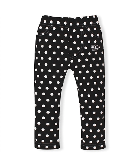 【BABYDOLL】 全20色 ウルトラストレッチパンツ 4310BK usp パンツ, Kids' Pants