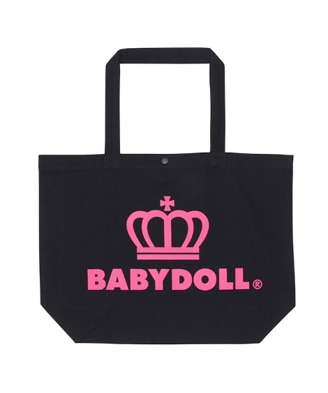 【BABYDOLL】大容量!王冠ロゴトートバッグ Lサイズ ...