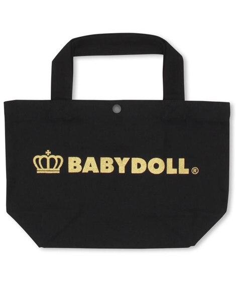 【BABYDOLL】プレミアム王冠ロゴトートバッグ Sサイズ...