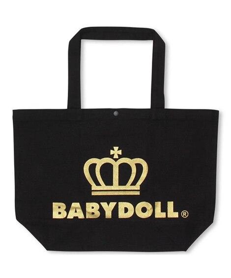 【BABYDOLL】大容量!プレミアム王冠ロゴトートバッグ ...