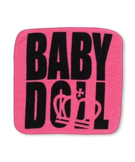 【BABYDOLL】綿100% ウォッシュタオル 2949 ハンドタオル・タオルハンカチ, Towels(ニッセン、nissen)