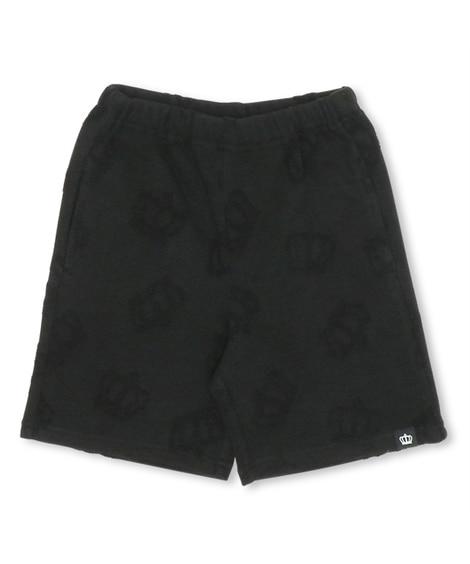 【BABYDOLL】RELAXパイルハーフパンツ 5343K パンツ, Kids' Pants