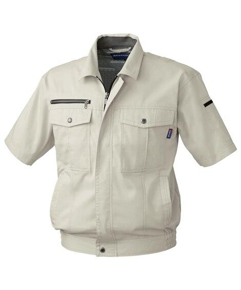SOWA 611 半袖ブルゾン 作業服, Jumpers, ...