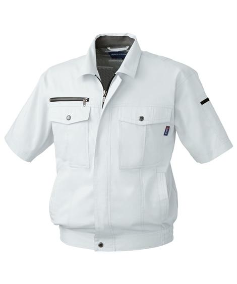 SOWA 611 半袖ブルゾン 作業服