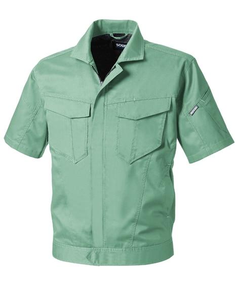 SOWA 300801 半袖ブルゾン 作業服...
