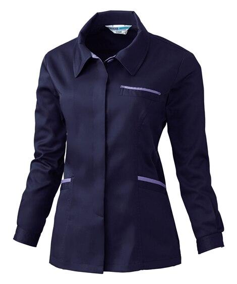 SOWA 424 レディース長袖スモック 作業服