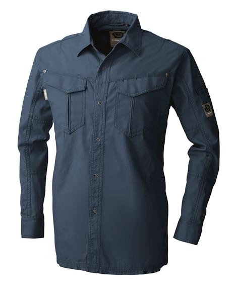 SOWA G.GROUND 575 長袖シャツ 作業服