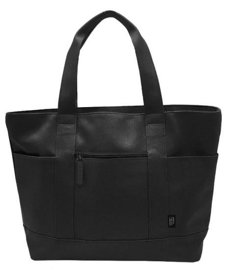 コーディネートがしやすいシンプルデザイントートバッグ(A4対応)【MFPU-107】 トートバッグ・手提げバッグ, Bags