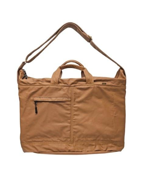 コーティング手提げショルダーバッグ(A3対応)【GFT-007】 ショルダーバッグ・斜め掛けバッグ, Bags