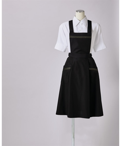 MONTBLANC MC6181 ジャンパースカート 作業服...