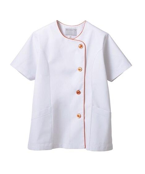 MONTBLANC 1-042 調理衣(半袖)(女性用) 【業務用】コック服