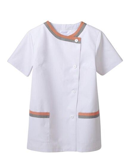 MONTBLANC 1-164 調理衣(半袖)(女性用) 【業務用】コック服